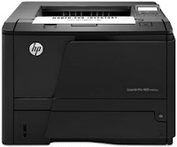 HP LaserJet Pro 400 M401dne Driver Download For Mac, Windows, Unix