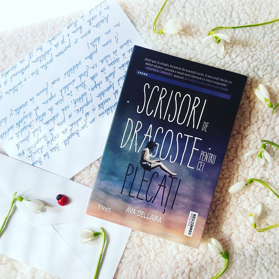 carte scrisori de dragoste pentru cei plecati ava dellaira
