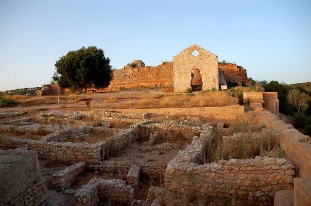 Castelo de Paderne em Albufeira