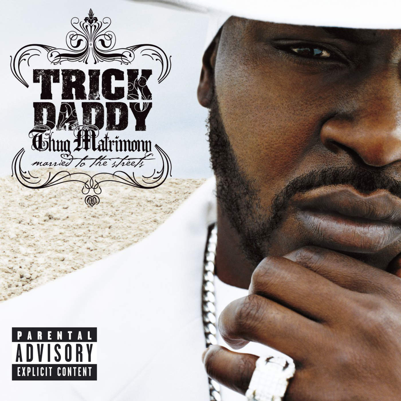Trick Daddy - Thug Matrimony - Married to the Streets Cover