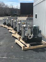 Inline Dispersion Mills