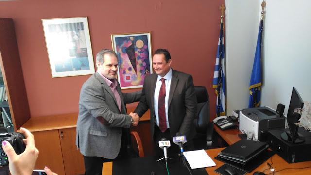 Μεταβολή κορυφής στην ΠΔΕ Πελοποννήσου