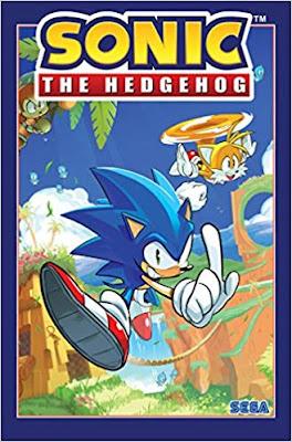 Sonic The Hedgehog de Ian Flynn y Tracy Yadley
