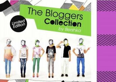 Inditex vuelve a colaborar con los bloggers en una interesantisima colección.