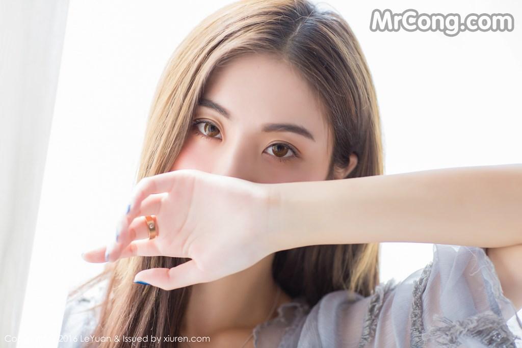 LeYuan Vol.018: Người mẫu Fei Er (菲儿) (55 ảnh)
