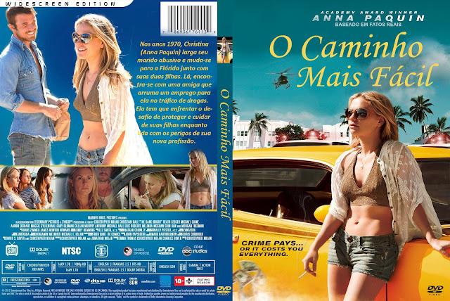 Capa DVD O Caminho Mais Fácil