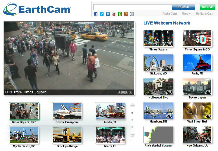 WORLD WEBCAM 1