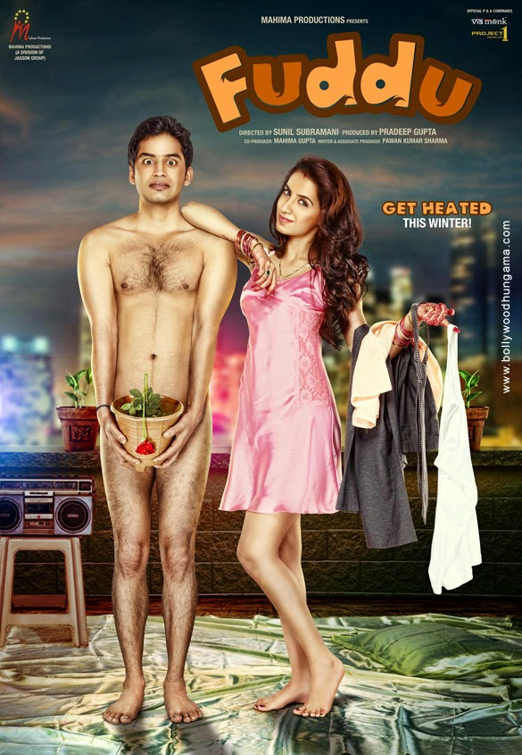 Fuddu First Look Poster