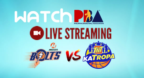 Livestream List: TNT vs Meralco game live streaming January 21, 2018 PBA Philippine Cup