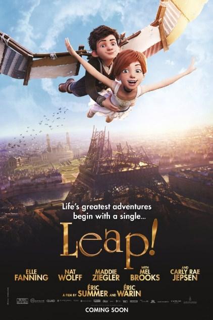 Sinopsis / Alur Cerita Film Leap! (2017)