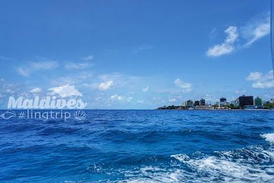 Maafushi Island Maldives Ocean