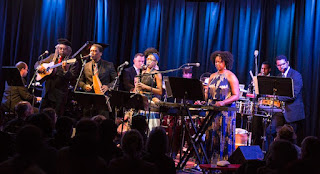 The Afro-Cuban All Stars concert