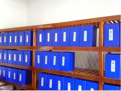Kinh nghiệm lưu trữ chứng từ kế toán