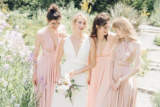 Why find cheap bridesmaid dresses online?