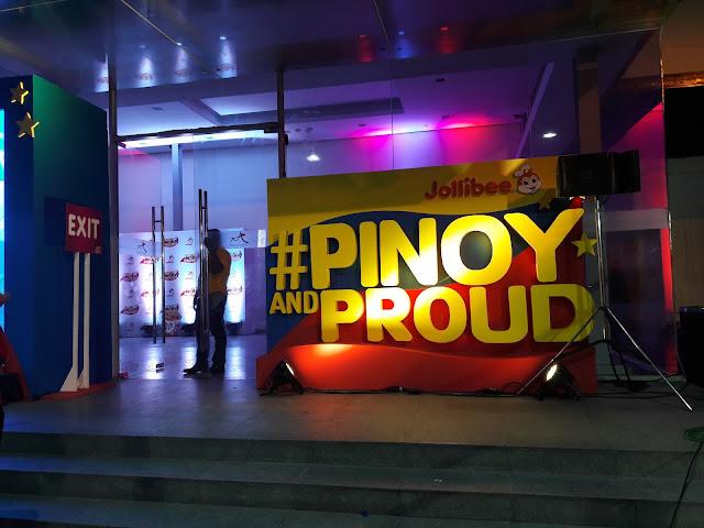 Jollibee #PinoyandProud