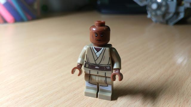 Мейс Винду лего Star Wars Звездные войны купить
