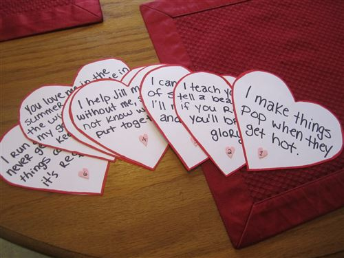 Unique Homemade Valentine's Day Gifts For Boyfriends