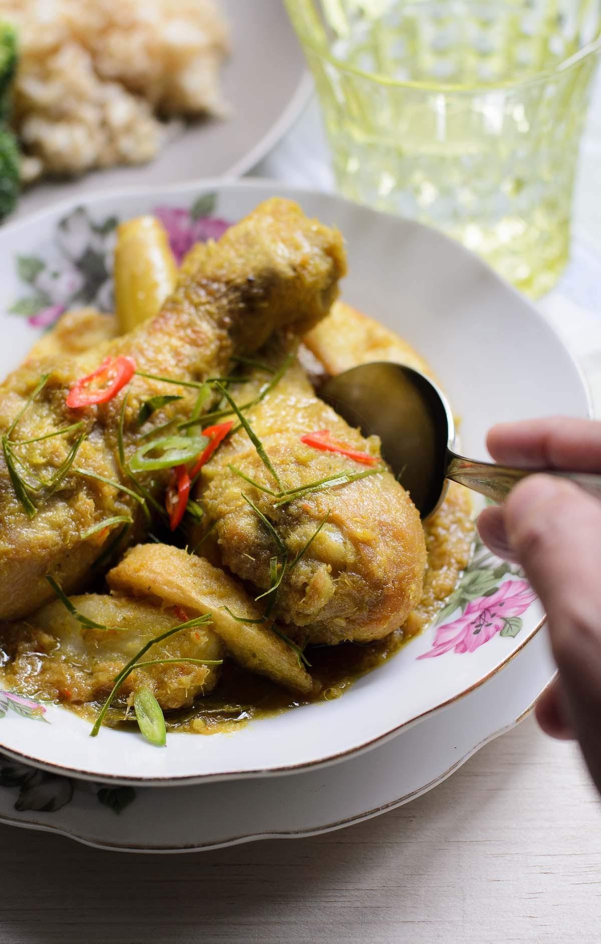 Chicken Phat Phet photo