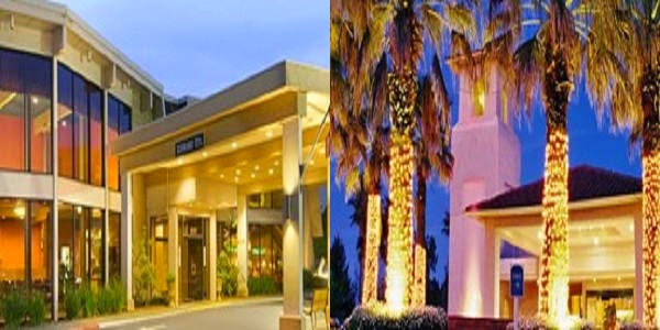 Red Lion Hotels in California