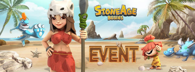 Stone Age Begins: Cara Mendapatkan Banyak Stone, XP Herb, EXP, dan Evolve Material dari Event