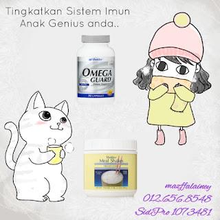 Vitamin Cergas Elak Anak-anak Lemau dan Kurang Nutrisi Untuk Membesar Bagaikan Juara.
