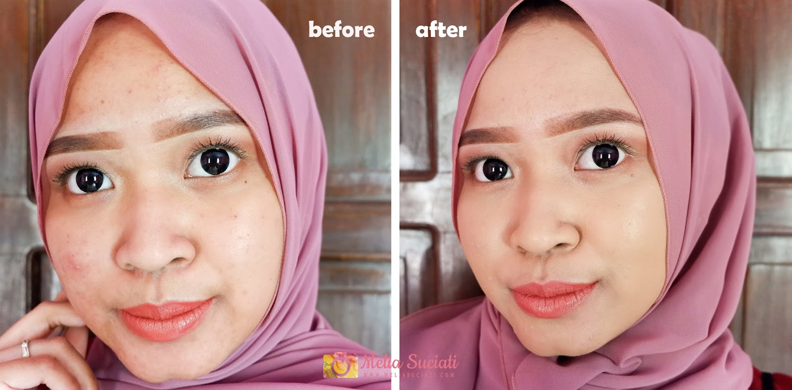 REVIEW MAYBELLINE SUPERSTAY FOUNDATION 220 NATURAL BEIGE