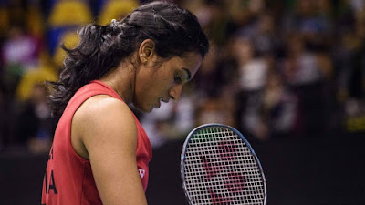 Sindhu loses women's singles final at Badminton Worlds