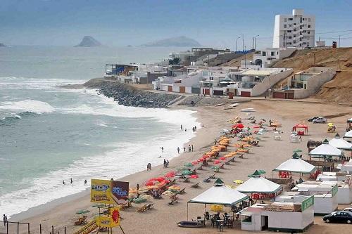 Playa Señoritas