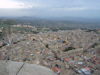 Corleone - the small agricultural town in the hills above Palermo that became a Mafia power hub
