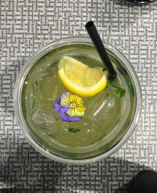 Elderflower drink, Ninja cuts