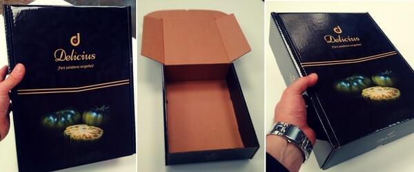 cajas para lotes de navidad con impresion de alta calidad