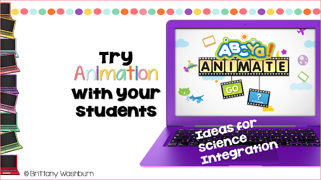 Try ABCYa's Animate to Integrate Science and Technology