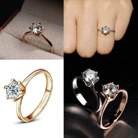 Planner Finger Rings Prices Stone Gold Diamond Picture Girls