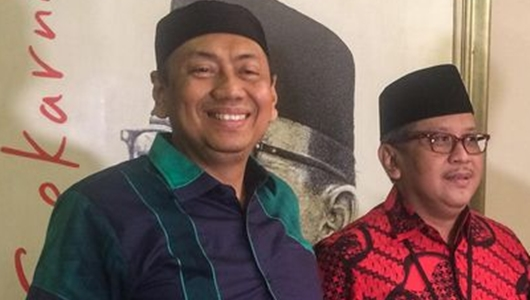 Amien Rais Ancam Serbu KPU, PDIP Sebut 'Itu Jurus Mabok dan Ajarkan Kekerasan'