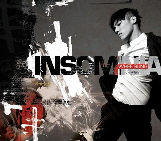 Wheesung – Insomnia (Korean Version) – Single
