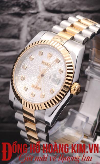 Đồng hồ nam giá dưới 2 triệu nhãn hàng rolex