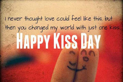 Kiss Day 2021 wishes photo