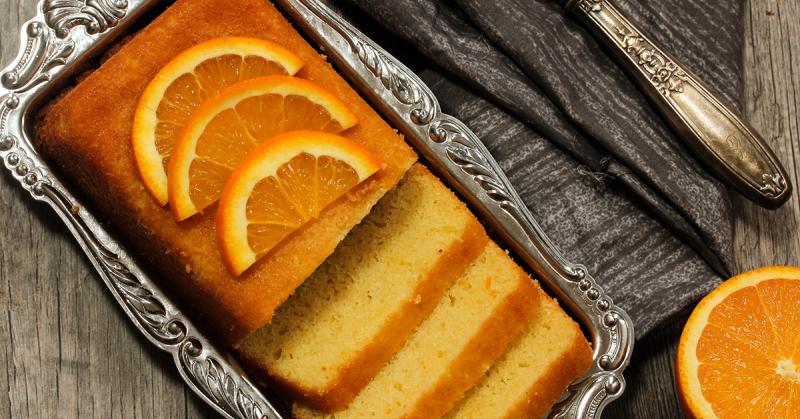طريقة عمل كيك البرتقال، لشتاء دافئ وغني بالفيتامينات