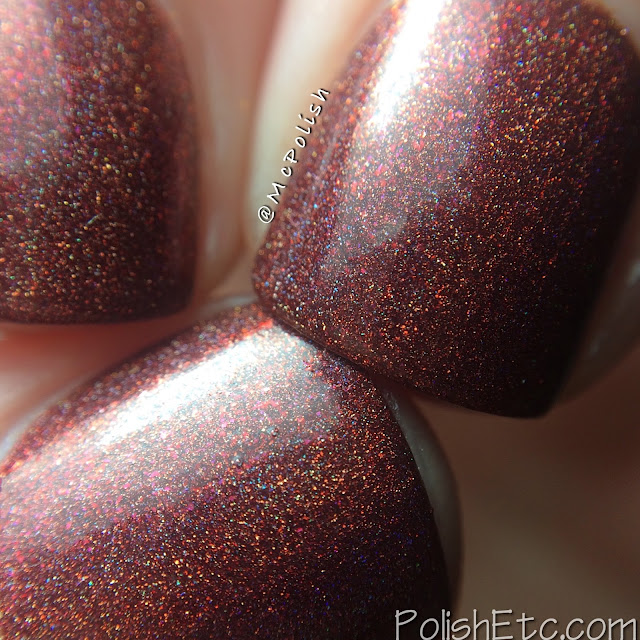 Pahlish - Hidden Door Collection - McPolish - Dissolving Like the Setting Sun