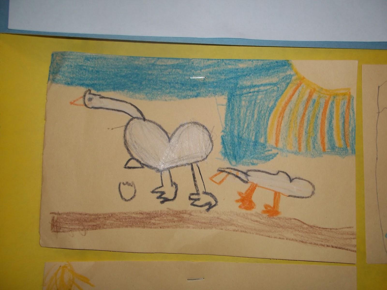 Mrs Wood S Kindergarten Class The Ugly Duckling