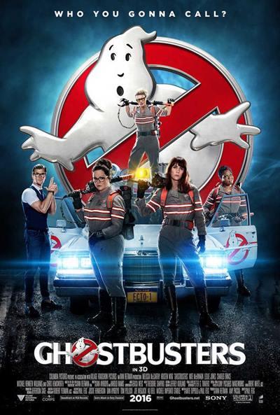 Ghostbusters 3 2016 full movie