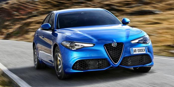 Alfa Romeo Giulia Veloce 2019 Italian Speed Message Autocarxpress