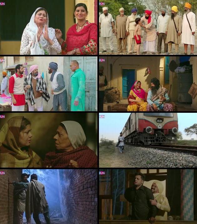 Dulla Bhatti Wala 2016 Punjabi 480p HDRip