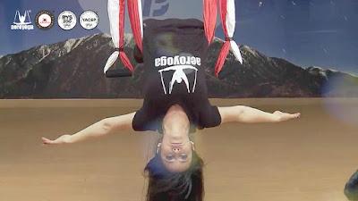 aeroyoga, yoga, mujer, femenino, medicina, salud, salud alternativa, energia, chakras, airyoga, yoga aereo, taller, seminario, webinar, teacher training,