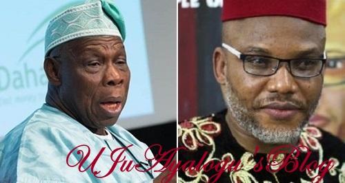 Biafra: Nnamdi Kanu needs change of mentality – Obasanjo