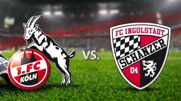 FC Koln vs Inglostadt