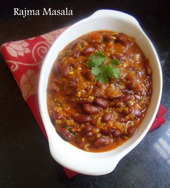 Cherie's Stolen Recipes: Rajma Masala - Red Kidney Beans Curry