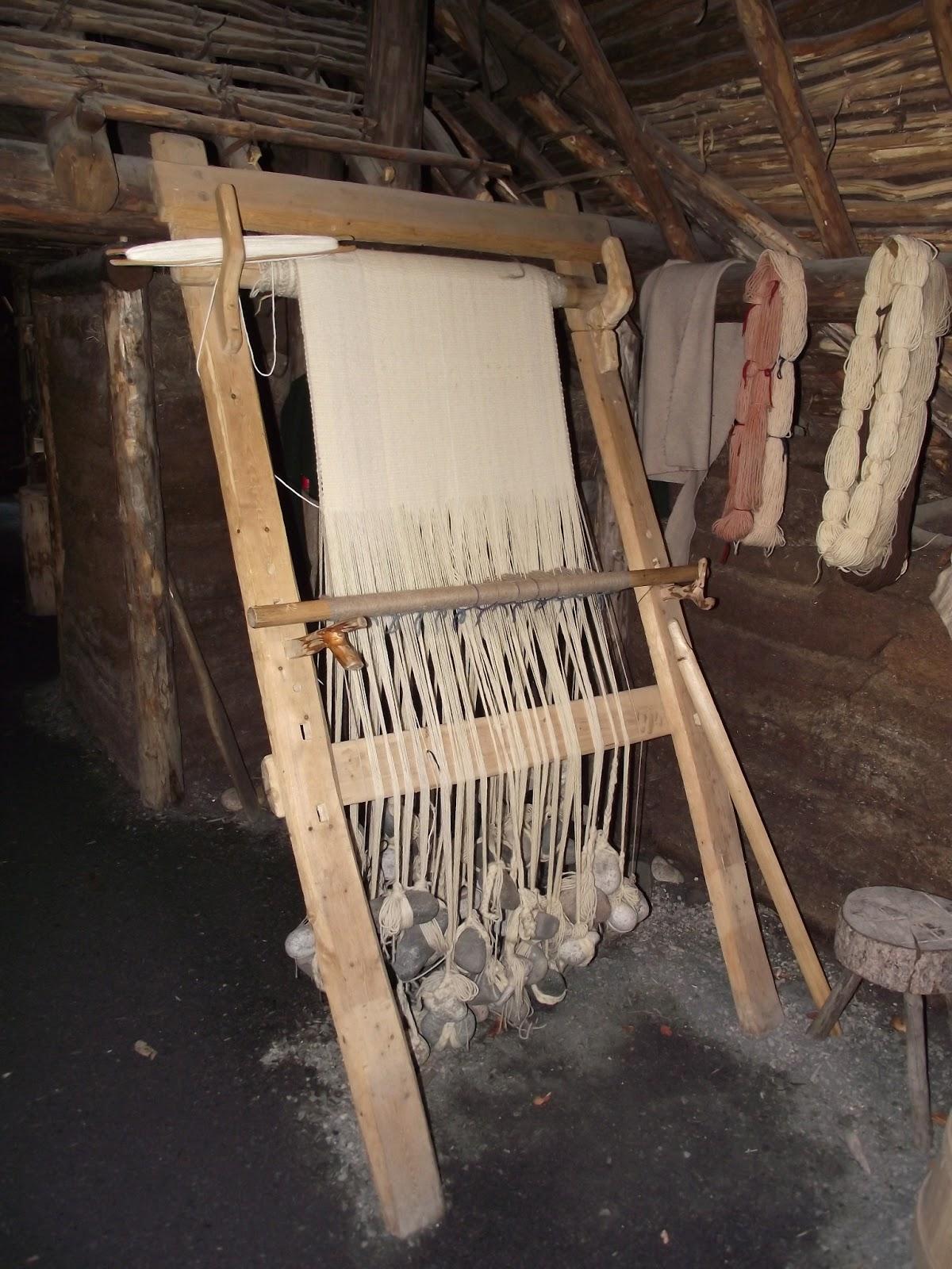 Mountainman S Mantra The Viking Weaving Loom