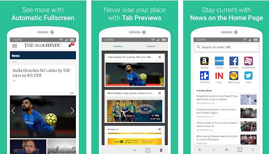 أمازون تطلق متصفح إنترنت جديد على منصة أندرويد