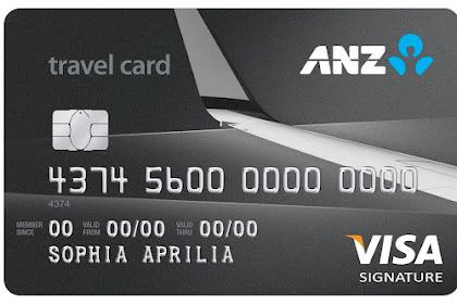 Review Kartu Kredit ANZ/DBS Travel Platinum Dengan Reward Milage Krisflyer
